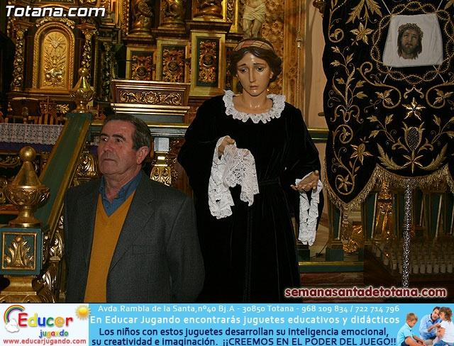 La Hermandad de La Ver�nica estrena traje de vestir luto - 40