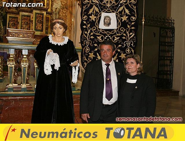 La Hermandad de La Ver�nica estrena traje de vestir luto - 41