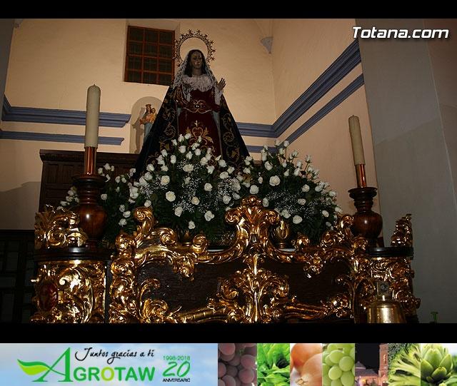 PROCESI�N MARTES SANTO 2008 - 1