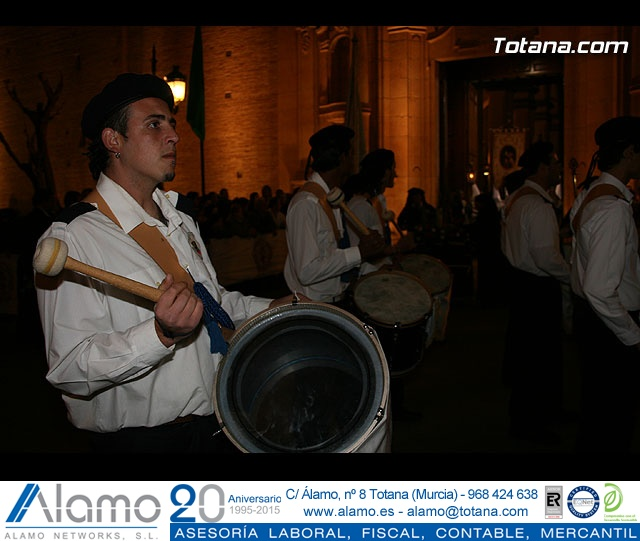 PROCESI�N MARTES SANTO 2008 - 44