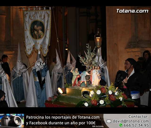 PROCESI�N MARTES SANTO 2008 - 47