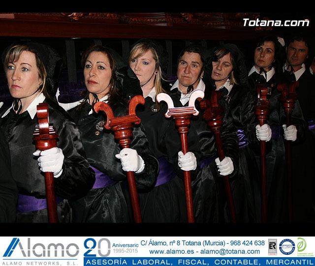 PROCESI�N MARTES SANTO 2008 - 121