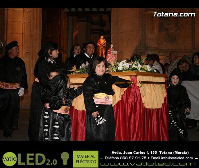 PROCESI�N MARTES SANTO 2008 - 129