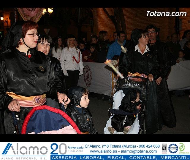 PROCESI�N MARTES SANTO 2008 - 131