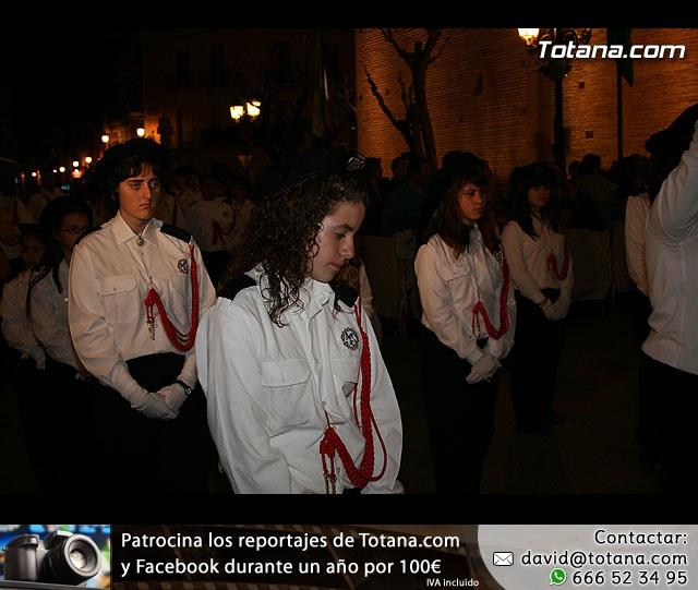 PROCESI�N MARTES SANTO 2008 - 138
