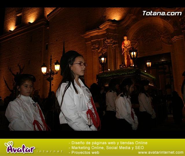 PROCESI�N MARTES SANTO 2008 - 139