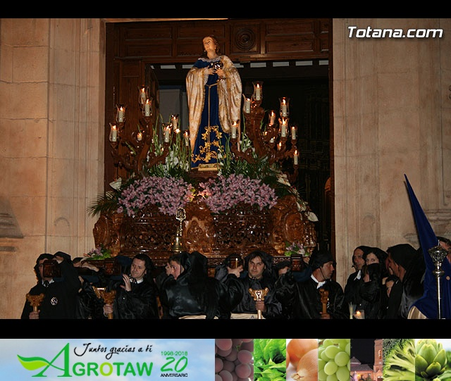 PROCESI�N MARTES SANTO 2008 - 179