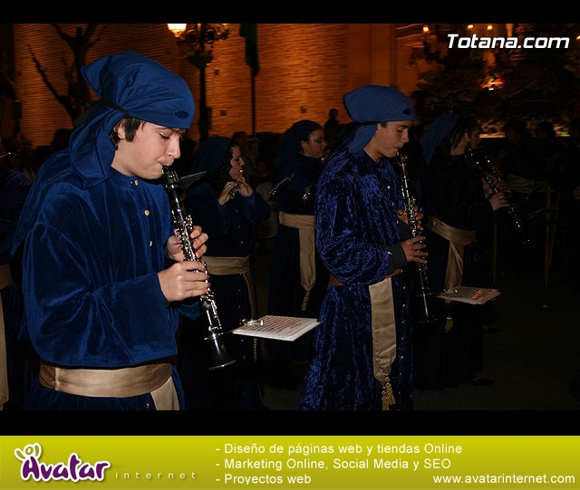 PROCESI�N MARTES SANTO 2008 - 206