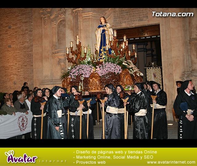 PROCESI�N MARTES SANTO 2008 - 209