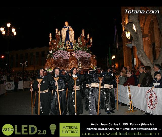 PROCESI�N MARTES SANTO 2008 - 218