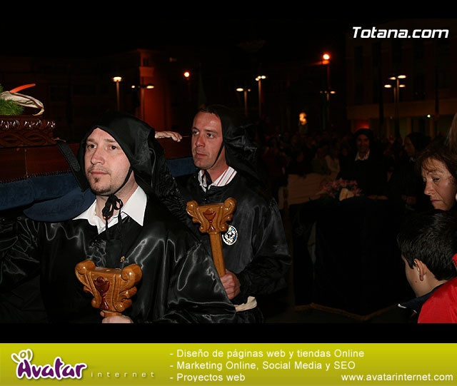 PROCESI�N MARTES SANTO 2008 - 224
