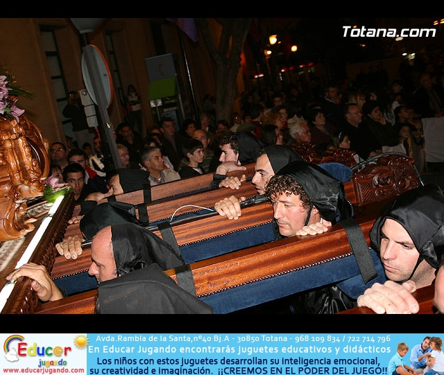 PROCESI�N MARTES SANTO 2008 - 225