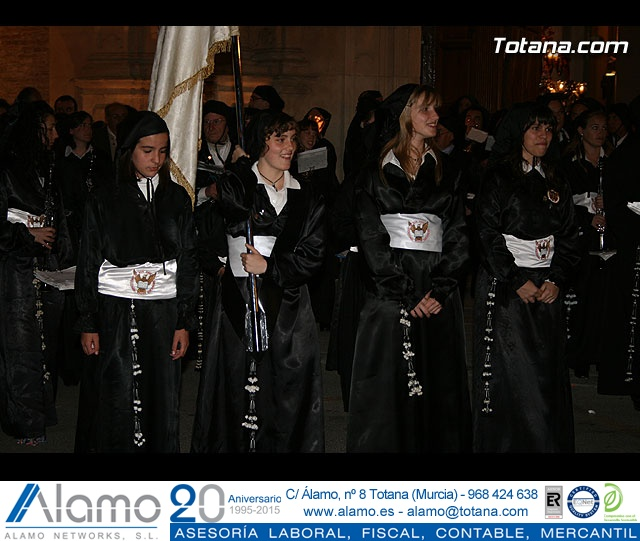 PROCESI�N MARTES SANTO 2008 - 241