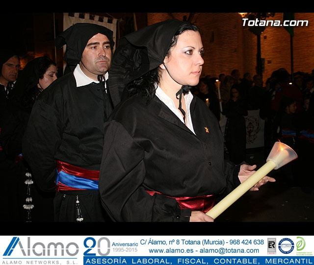 PROCESI�N MARTES SANTO 2008 - 300
