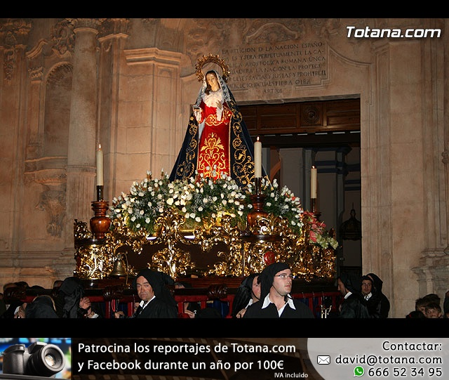 PROCESI�N MARTES SANTO 2008 - 305