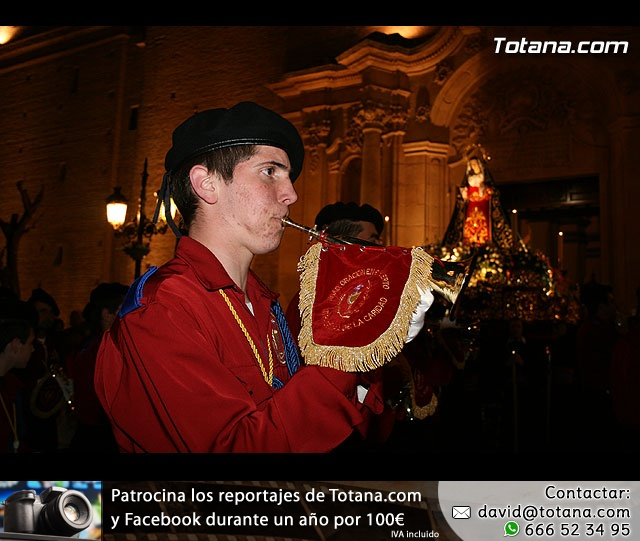 PROCESI�N MARTES SANTO 2008 - 312