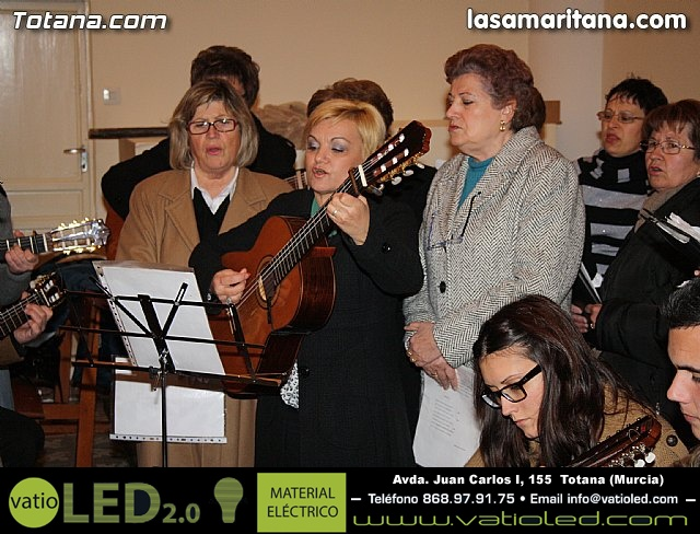 Misa centenario Hermandad de Jes�s y La Samaritana - 14