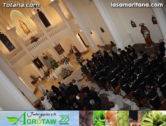 Misa centenario Hermandad de Jes�s y La Samaritana - 17