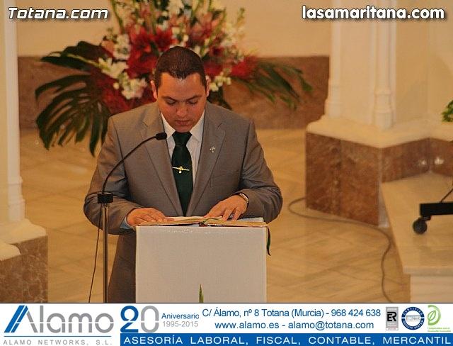 Misa centenario Hermandad de Jes�s y La Samaritana - 26