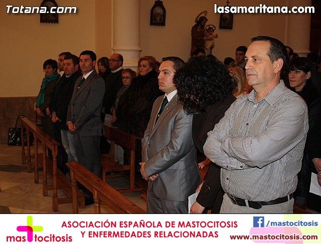 Misa centenario Hermandad de Jes�s y La Samaritana - 30