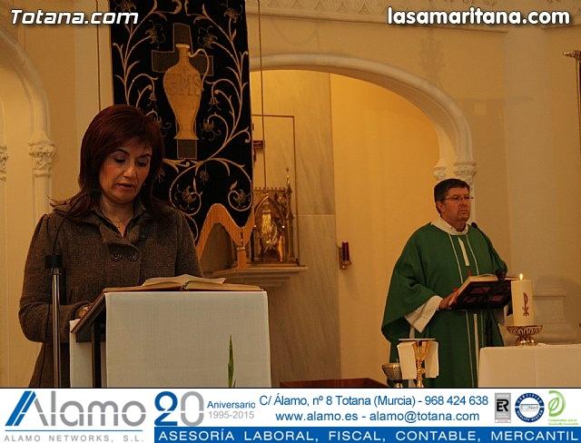 Misa centenario Hermandad de Jes�s y La Samaritana - 33