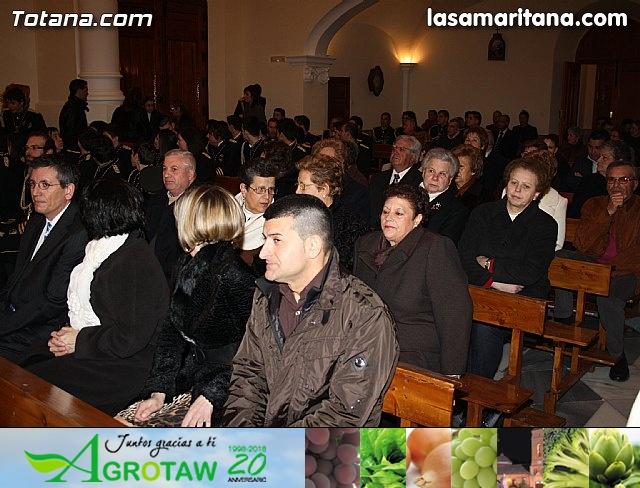 Misa centenario Hermandad de Jes�s y La Samaritana - 34