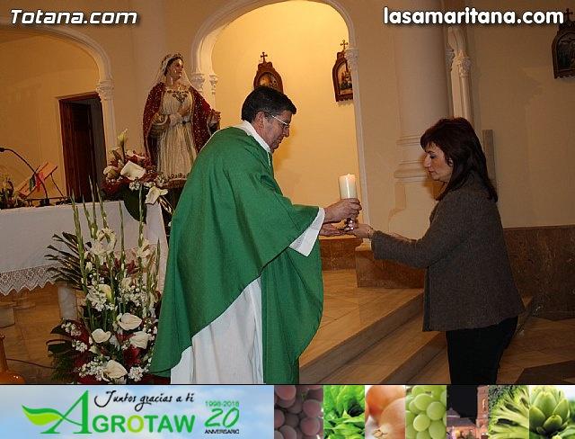 Misa centenario Hermandad de Jes�s y La Samaritana - 38
