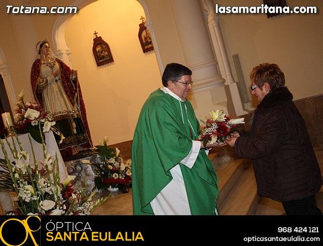 Misa centenario Hermandad de Jes�s y La Samaritana - 40