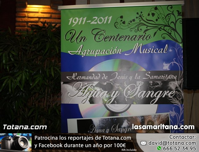 Cena Gala - Centenario Hermandad de Jes�s y La Samaritana  - 11