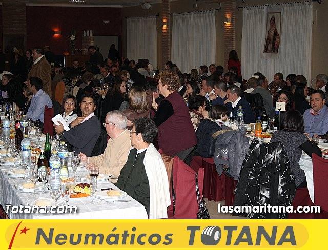 Cena Gala - Centenario Hermandad de Jes�s y La Samaritana  - 25
