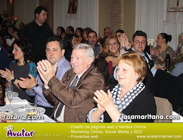 Cena Gala - Centenario Hermandad de Jes�s y La Samaritana  - 109