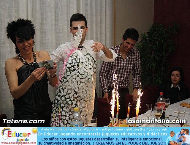 Cena Gala - Centenario Hermandad de Jes�s y La Samaritana  - 120