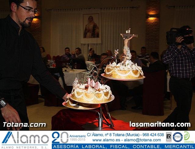 Cena Gala - Centenario Hermandad de Jes�s y La Samaritana  - 125