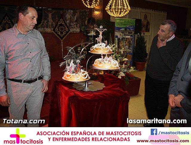 Cena Gala - Centenario Hermandad de Jes�s y La Samaritana  - 128