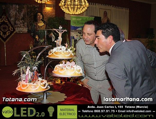 Cena Gala - Centenario Hermandad de Jes�s y La Samaritana  - 131