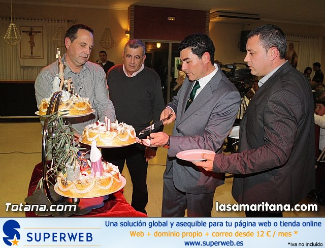 Cena Gala - Centenario Hermandad de Jes�s y La Samaritana  - 133