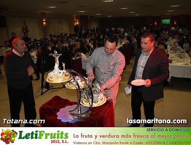 Cena Gala - Centenario Hermandad de Jes�s y La Samaritana  - 135