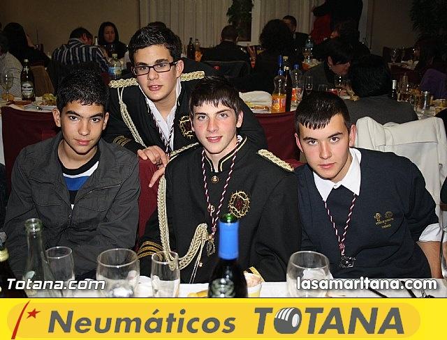 Cena Gala - Centenario Hermandad de Jes�s y La Samaritana  - 160