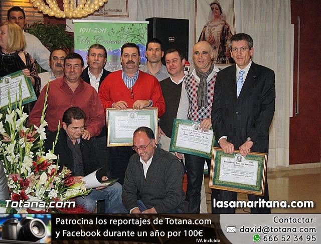Cena Gala - Centenario Hermandad de Jes�s y La Samaritana  - 265