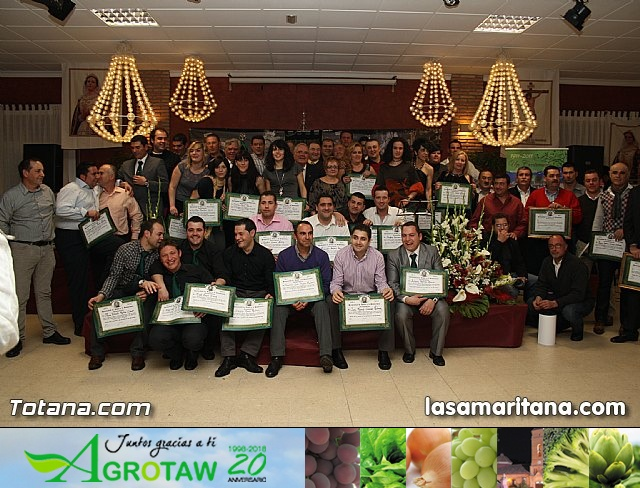 Cena Gala - Centenario Hermandad de Jes�s y La Samaritana  - 269