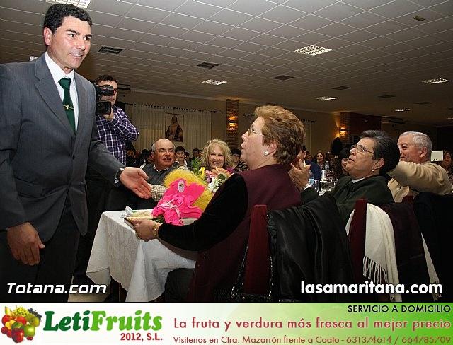 Cena Gala - Centenario Hermandad de Jes�s y La Samaritana  - 272