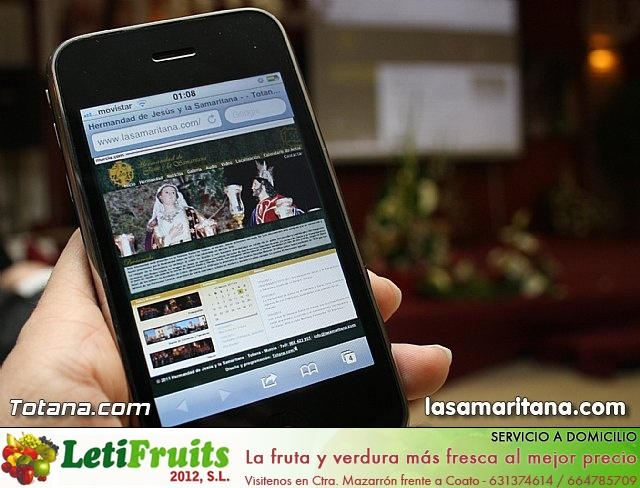 Cena Gala - Centenario Hermandad de Jes�s y La Samaritana  - 273