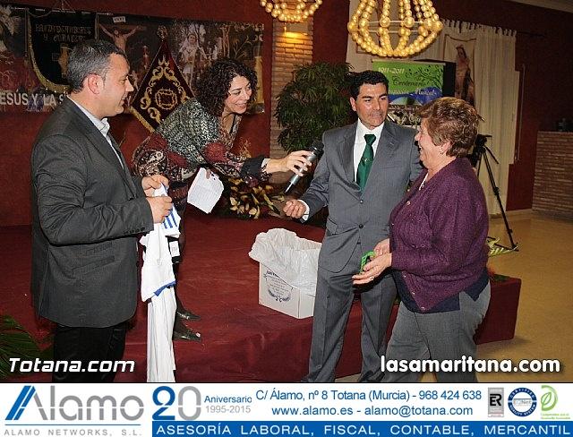 Cena Gala - Centenario Hermandad de Jes�s y La Samaritana  - 278