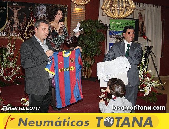 Cena Gala - Centenario Hermandad de Jes�s y La Samaritana  - 284