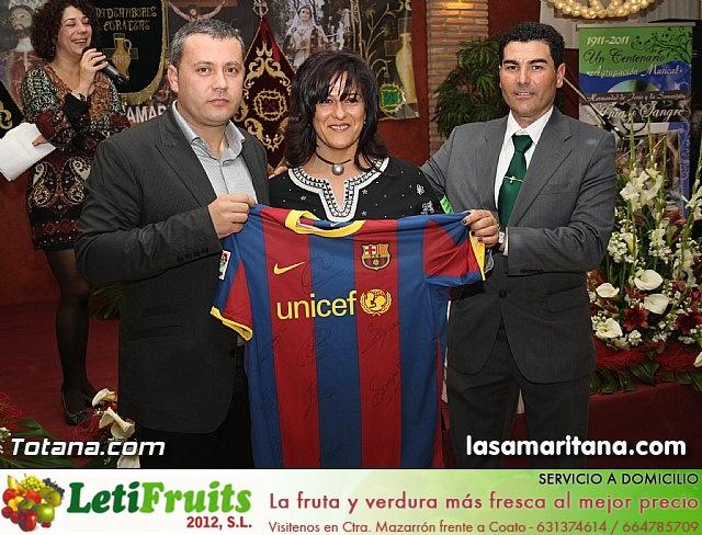 Cena Gala - Centenario Hermandad de Jes�s y La Samaritana  - 285