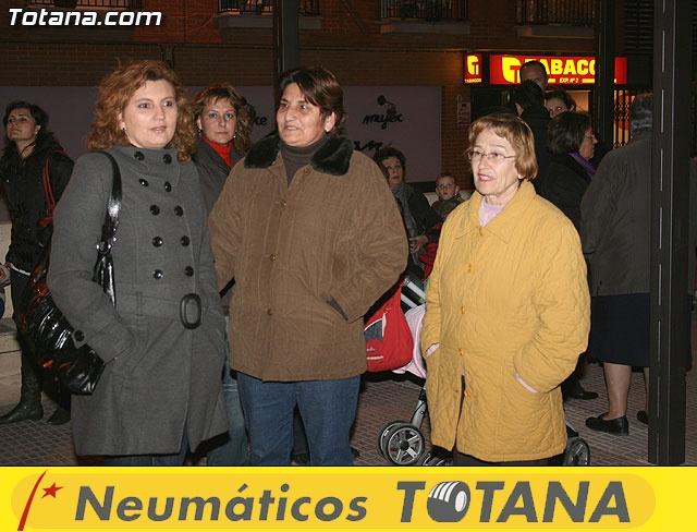 V�A CRUCIS ORGANIZADO POR LA HERMANDAD DE JES�S EN EL CALVARIO Y SANTA CENA . 2009 - 3
