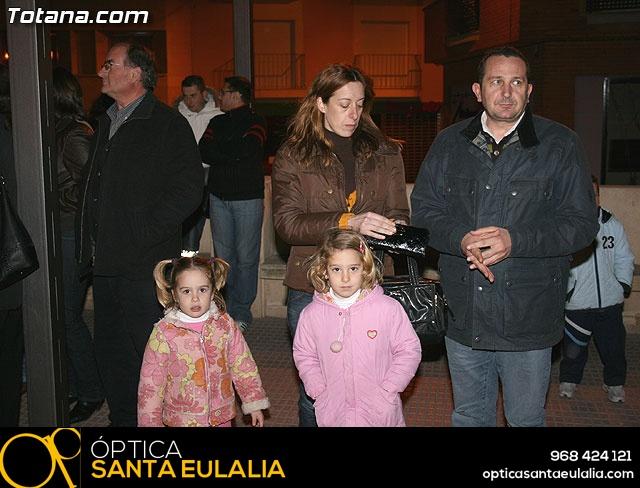 V�A CRUCIS ORGANIZADO POR LA HERMANDAD DE JES�S EN EL CALVARIO Y SANTA CENA . 2009 - 4