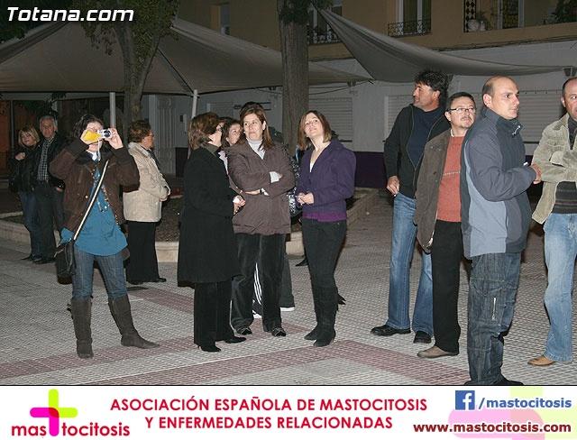 V�A CRUCIS ORGANIZADO POR LA HERMANDAD DE JES�S EN EL CALVARIO Y SANTA CENA . 2009 - 6