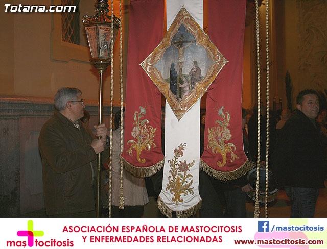 V�A CRUCIS ORGANIZADO POR LA HERMANDAD DE JES�S EN EL CALVARIO Y SANTA CENA . 2009 - 7