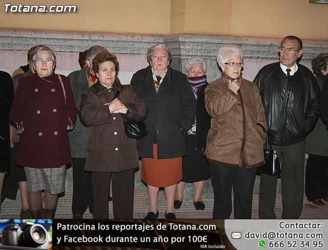 V�A CRUCIS ORGANIZADO POR LA HERMANDAD DE JES�S EN EL CALVARIO Y SANTA CENA . 2009 - 9